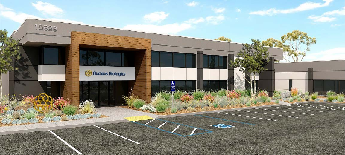 Press Release: Nucleus Biologics Announces Growth, Expansion to New Office