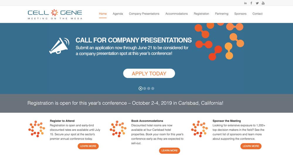 Top 10 Cell Therapy Conferences For 2019 Updated