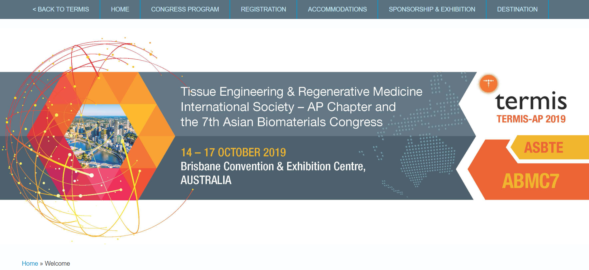 Tissue Engineering and Regenerative Medicine International Society