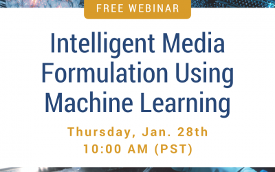 On-Demand Webinar: Intelligent Media Formulation Using Machine Learning